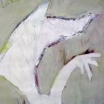 Kirke | 2009 | 60 x 47 cm | Mischtechnik auf Papier