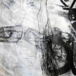o.T. | 2014 | 20 x 20 cm | Wachs - Acryl auf Hartfaserplatte