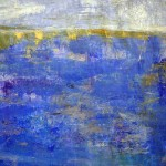 Simply Blue | 2014 | 46 x 60 cm | Mischtechnik auf Papier
