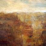 Rote Erde | 2014 | 46 x 60 cm | Mischtechnik auf Papier