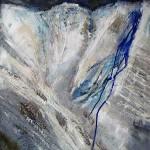 Nordkette | 2009 | 65 x 47 cm | Mischtechnik auf Karton