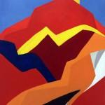 Serles 1 | 2010 | Acryl auf Leinwand