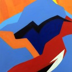 Serles 3 | 2010 | Acryl auf Leinwand