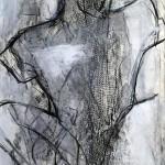 en garde | 2011 | 39 x 28 cm | Tusche, Graphit auf Papier