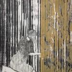 03 o.T. | 2019 | 38 x 29 cm | Mischtechnik auf Papier