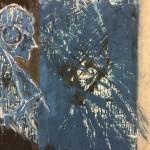 16 o.T. | 2019 | 29 x 38 cm | Mischtechnik auf Papier